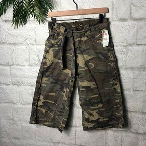 NWT Unionbay Camouflage Bermuda cargo Shorts 1